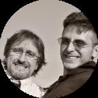 Enrico e Riccardo Gerali