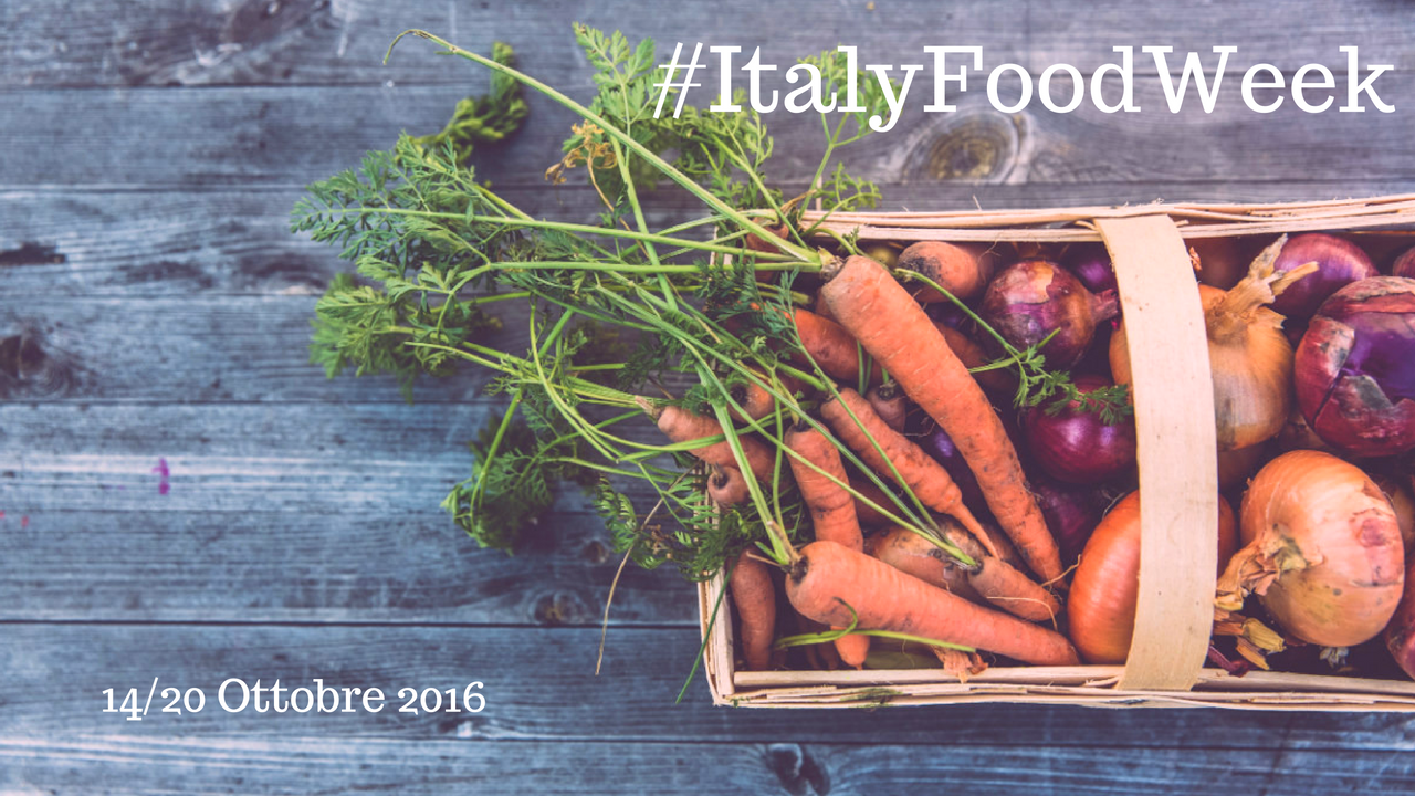 Italy Food Week: Twitter e il Made in Italy
