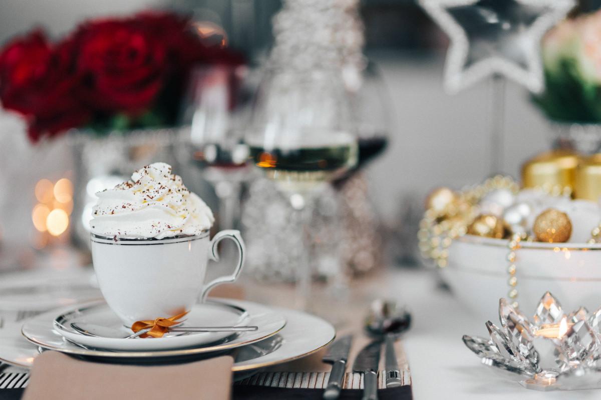 Come apparecchiare la tavola durante le feste di natale - La tavola di melusinda ...
