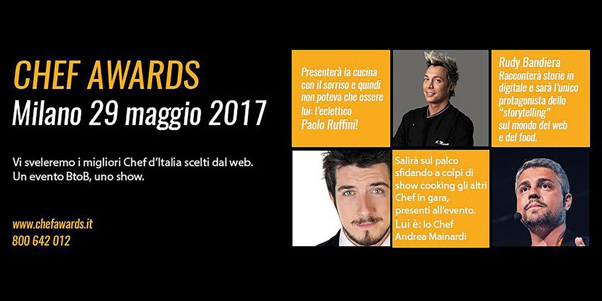 Chef Awards: quando il Web premia la ristorazione