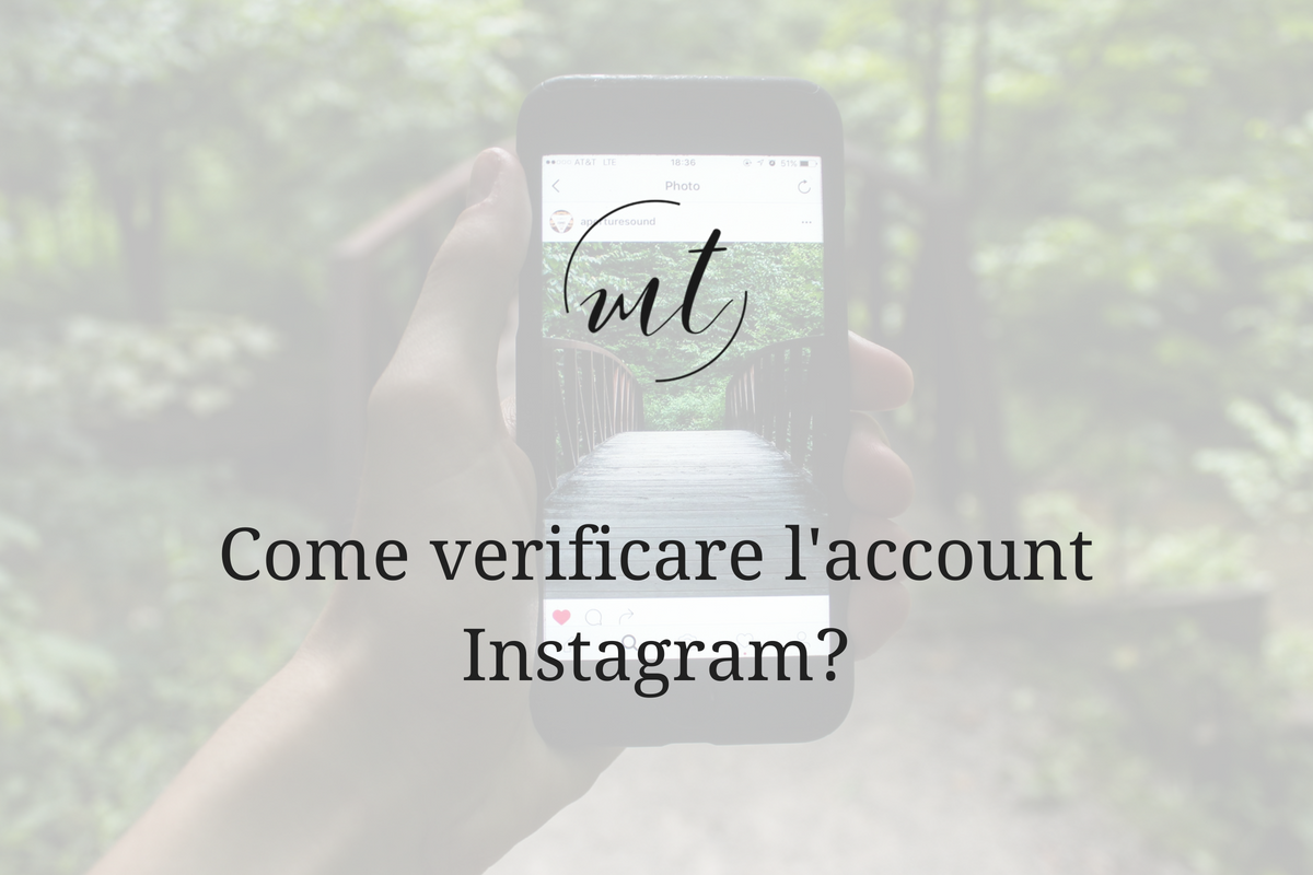 Come verificare l'account Instagram?